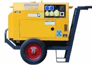 5.0 Kva Generator