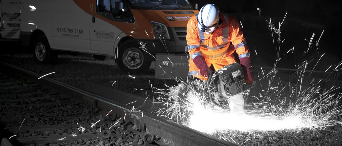 Network Rail & London Underground infrastructure